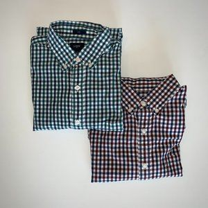 *SET OF 2* J. Crew Button Down Shirts